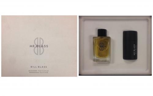 BILL BLASS MR. BLASS 2 PCS SET FOR MEN: 2.5 SP
