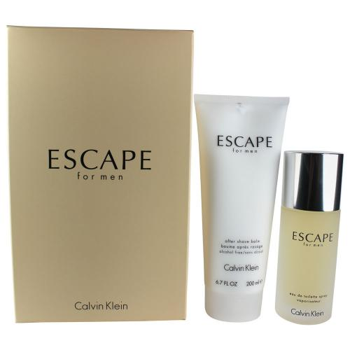 ESCAPE 2 PCS SET FOR MEN: 3.4 SP + ASB