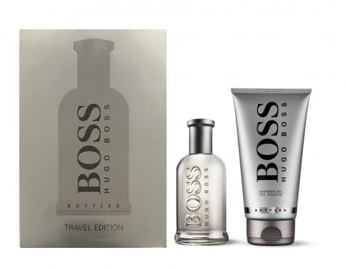 b9189d1ef9 HUGO BOSS # 6 2 PCS SET FOR MEN: 3.4 EDT SP + 3.4 SHOWER GEL ...