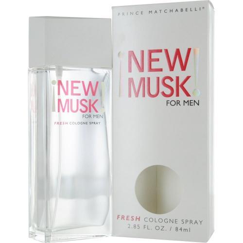 NEW MUSK 2.85 COLOGNE SPRAY FOR MEN