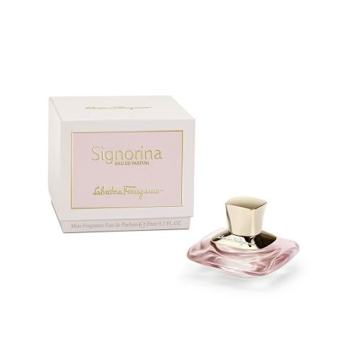 SALVATORE FERRAGAMO SIGNORINA 0.7 OZ EDP SP
