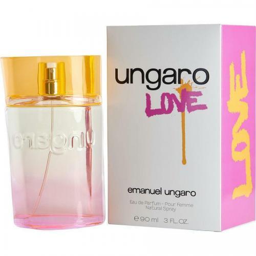 UNGARO LOVE 3 OZ EDP SP FOR WOMEN