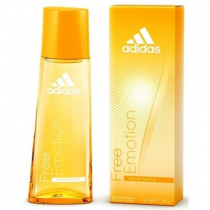 ADIDAS FREE EMOTION 1.7 EDT SP FOR WOMEN