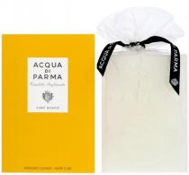 ACQUA DI PARMA 1 KG WHITE CUBE CANDLE