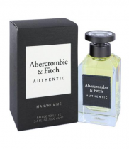 ABERCROMBIE & FITCH AUTHENTIC 3.4 EDT SP FOR MEN