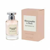ABERCROMBIE & FITCH AUTHENTIC 3.4 EDP SP FOR WOMEN