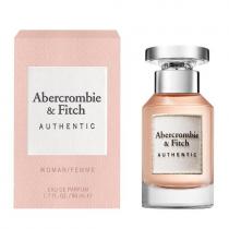 ABERCROMBIE & FITCH AUTHENTIC 1.7 EAU DE PARFUM SPRAY FOR WOMEN