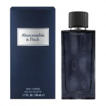 ABERCROMBIE & FITCH FIRST INSTINCT BLUE 1.7 EAU DE TOILETTE SPRAY FOR MEN