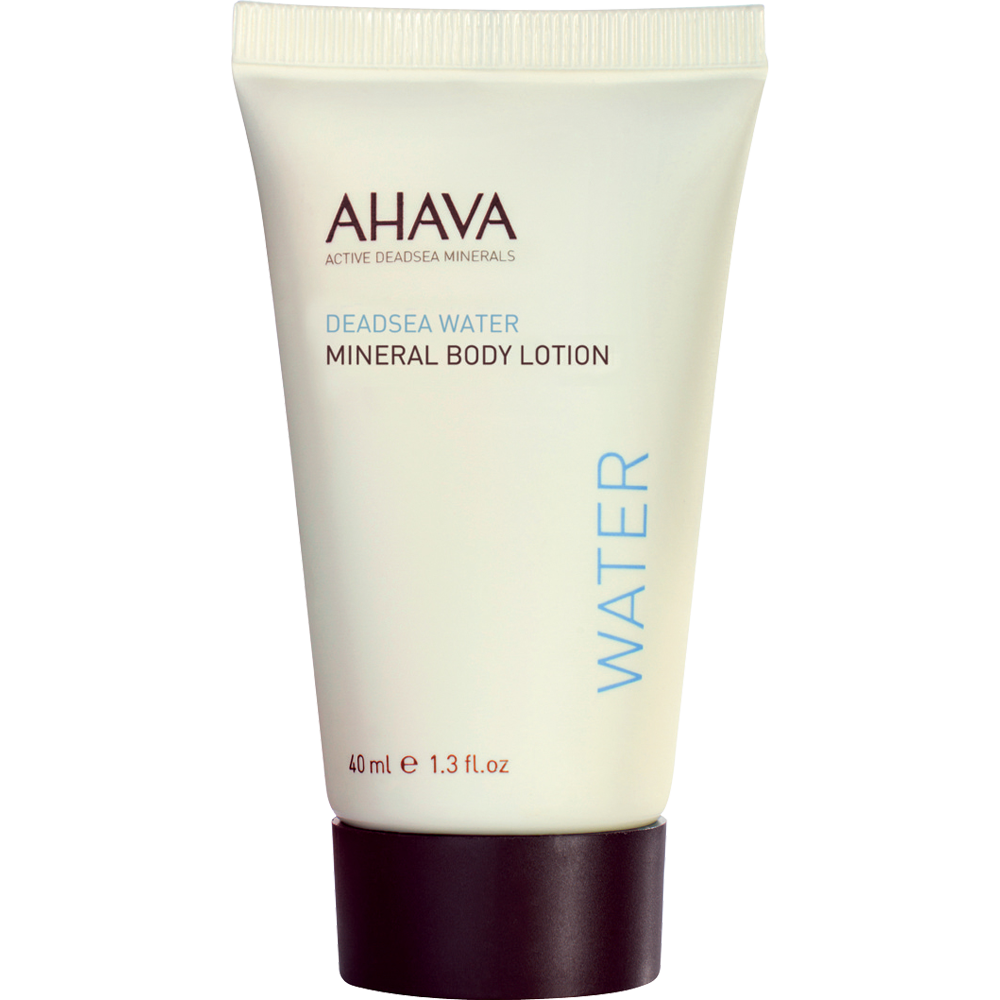 AHAVA DEADSEA WATER MINERAL BODY LOTION 1.3 OZ