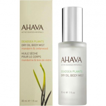 AHAVA DEADSEA PLANTS DRY OIL BODY MIST 1 OZ