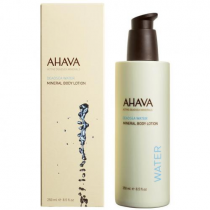 AHAVA DEADSEA WATER MINERAL BODY LOTION 8.5 OZ