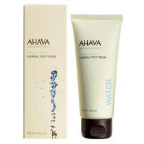 AHAVA DEADSEA WATER MINERAL FOOT CREAM 3.4 OZ