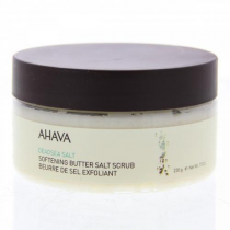AHAVA DEADSEA SALT SOFTENING BUTTER SALT SCRUB 7.5 OZ