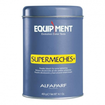 ALFAPARF SUPERMECHES+ POWDER BLEACH FOR EXTRA LIGHTENING 14.1 OZ