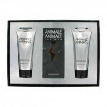 ANIMALE ANIMALE 3 PCS SET FOR MEN: 3.4 EDT SP + 3.4 ASB + 3.4 S/G