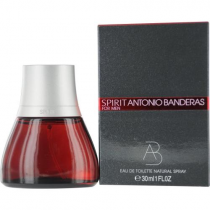 ANTONIO BANDERAS SPIRIT 1 OZ EDT SP FOR MEN