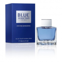 ANTONIO BANDERAS BLUE SEDUCTION 1.7 EAU DE TOILETTE SPRAY FOR MEN