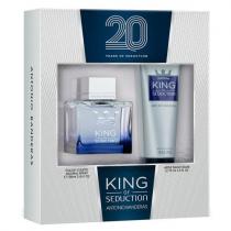 ANTONIO BANDERAS KING SEDUCTION 2 PCS SET: 3.4 SP (WINDOW BOX)
