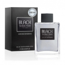 ANTONIO BANDERAS BLACK SEDUCTION 6.8 EDT SP