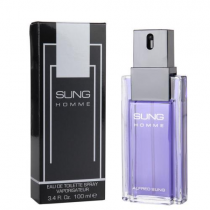 ALFRED SUNG 3.4 EAU DE TOILETTE SPRAY FOR MEN