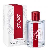 AZZARO SPORT 3.4 EAU DE TOILETTE SPRAY FOR MEN