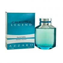 AZZARO CHROME LEGEND 2.6 EAU DE TOILETTE SPRAY
