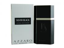AZZARO SILVER BLACK 3.4 EDT SP FOR MEN