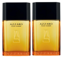 AZZARO 2 PCS SET FOR MEN: 2 X 1 OZ SP