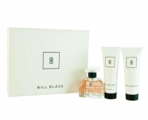 BILL BLASS 3 PCS SET FOR WOMEN NEW: 2.8 EDP SP