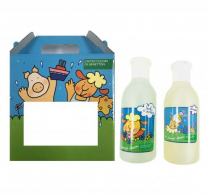 BENETTON ON BENNY'S FARM 2 PCS SET: 6.7 EDT SPL (FRESH...