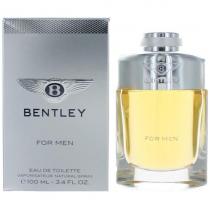 BENTLEY 3.4 EAU DE TOILETTE SPRAY FOR MEN