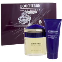 BOUCHERON 2 PCS SET FOR MEN: 3.4 SP