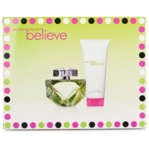 BELIEVE BRITNEY SPEARS 2 PCS SET: 3.4 EDP SP + 3.4 B/L