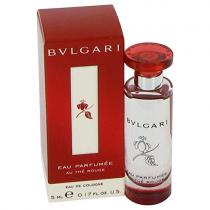 BVLGAI EAU PARFUMEE AU THE ROUGE 0.17 EAU DE COLOGNE MINI