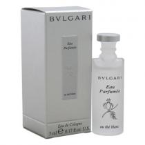 BVLGARI EAU PARFUMEE AU THE BLANC 0.17 EAU DE COLOGNE MINI