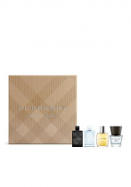 BURBERRY 4 PCS MINI SET FOR MEN