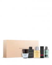 BURBERRY 5 PCS MINI SET FOR MEN