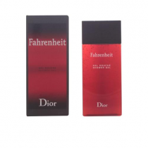 CHRISTIAN DIOR FAHRENHEIT 6.8 SHOWER GEL FOR MEN