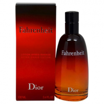 CHRISTIAN DIOR FAHRENHEIT 3.4 AFTER SHAVE SPRAY FOR MEN