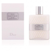 CHRISTIAN DIOR EAU SAUVAGE 3.4 AFTER SHAVE BALM FOR MEN