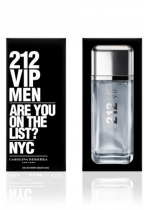 212 VIP 6.8 EAU DE TOILETTE SPRAY FOR MEN