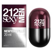 212 SEXY 0.68 OZ EDT SP FOR MEN
