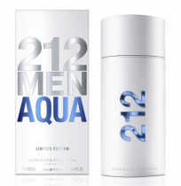 212 AQUA 3.4 EDT SP FOR MEN