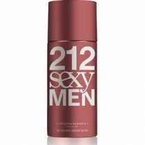 212 SEXY 5 OZ DEODORANT SPRAY FOR MEN