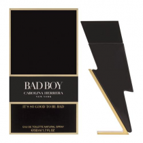 CAROLINA HERRERA BAD BOY 1.7 EAU DE TOILET SPRAY