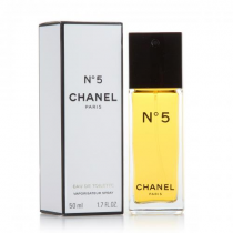 CHANEL # 5 1.7 EDT SP