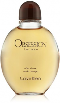 OBSESSION TESTER 4 OZ AFTER SHAVE