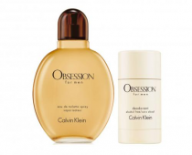 OBSESSION 2 PCS SET FOR MEN: 4 OZ SP