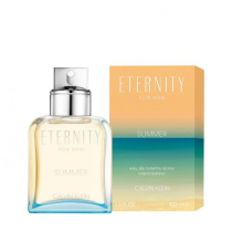 ETERNITY SUMMER 2019 3.4 EDT SP FOR MEN