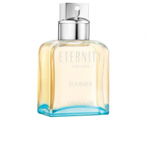 ETERNITY SUMMER 2019 TESTER 3.4 EDT SP FOR MEN